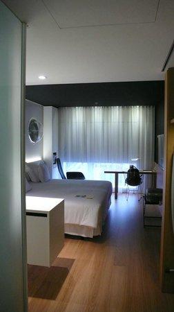 Barcelo Sants: Habitación