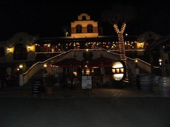 Meson El Monasterio: entrada principal