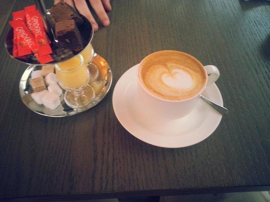Huyze Armalot: Koffie Mocha