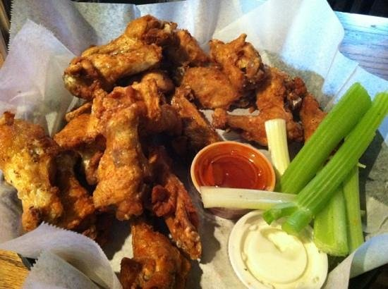 Johnny B's: Krispy and Naked Wings!