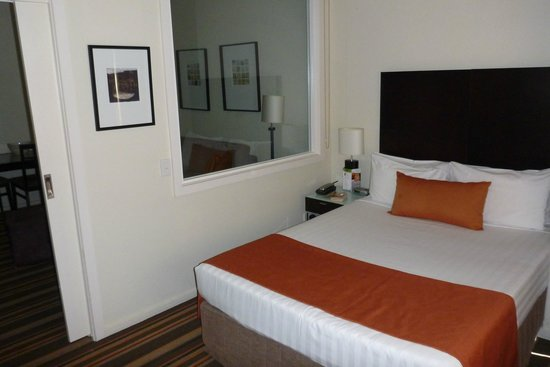 BEST WESTERN PLUS Launceston: Bedroom
