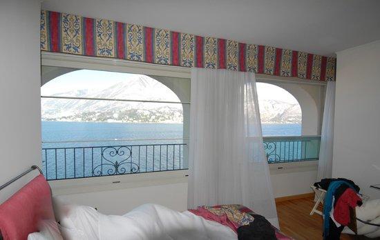 Hotel Bellagio: Chambre du 4ème étage