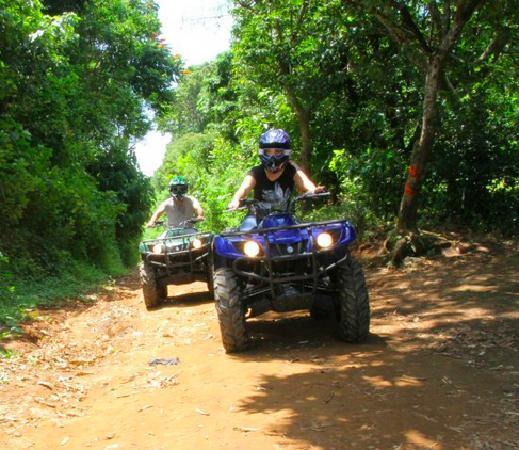 Quadritour El Salvador