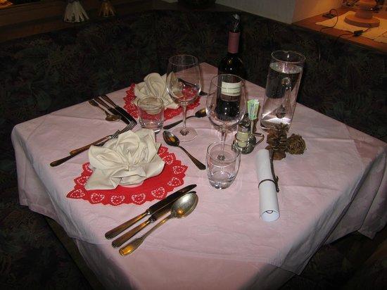 Albergo Erika: Dit nodigt uit tot lekker eten