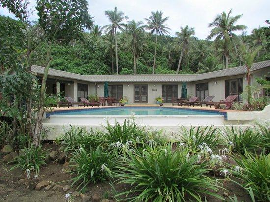 Lalati Resort & Spa: Lalati spa and pool