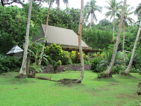 Lalati Resort & Spa: Garden view honeymoon villa
