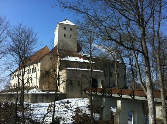 Friedberg, Niemcy: schloss