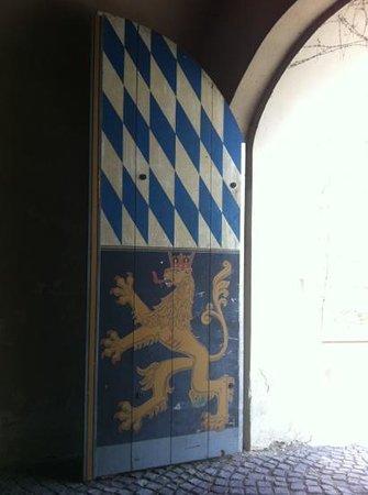 Museum im Wittelsbacher Schloss: tipico Bayerv!