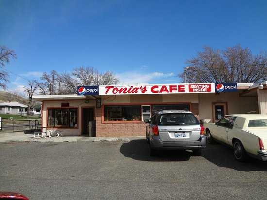 Tonia's Cafe - Once known as Donna's Cafe