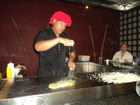 Sirenis Punta Cana Resort Casino & Aquagames: japanese