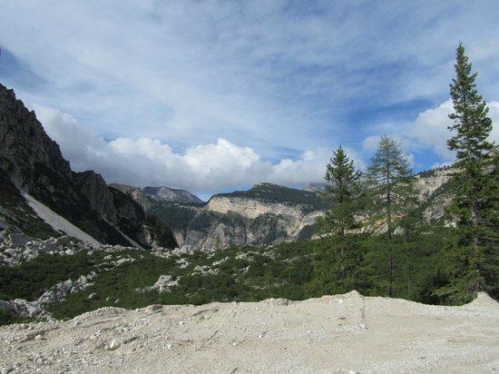 Alpe di Fanes: Vrije natuur1