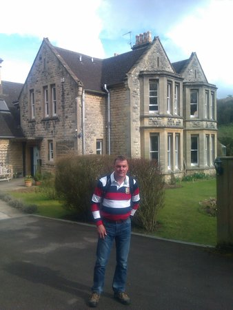 1, Woodchester Lodge: Woodchester Lodge