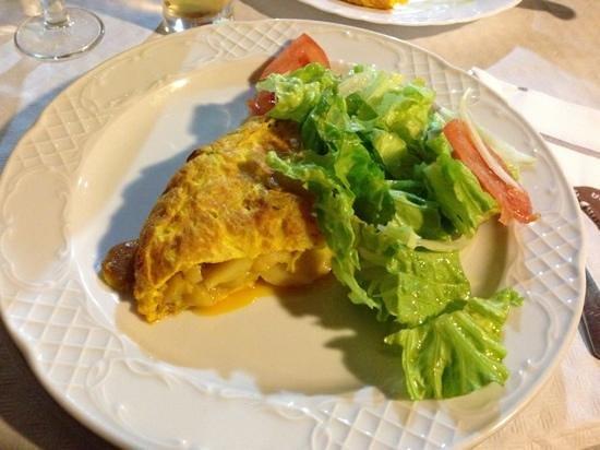 A CASA DO CHE: Tortilla Sublime