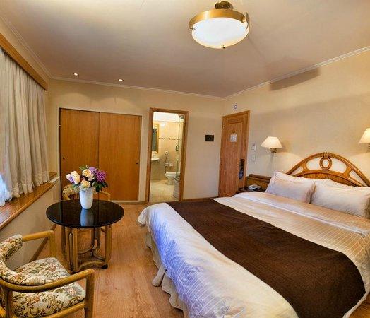 Hotel Cristal: habitacion standar