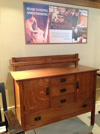 The Stickley Museum