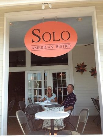Solo American Bistro : Key West at it's best!!