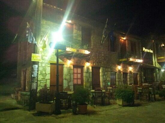 Mystras Inn : hotel outside