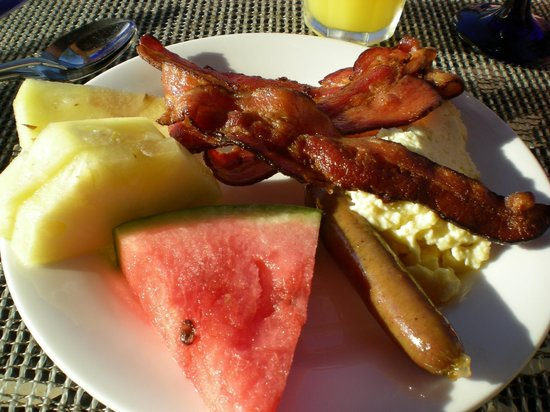 breakfast buffet picture of sandals south coast white house rh tripadvisor com