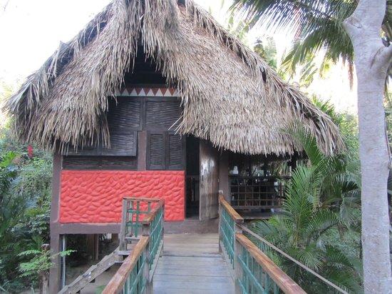 Majahuitas Resort: The jungle house