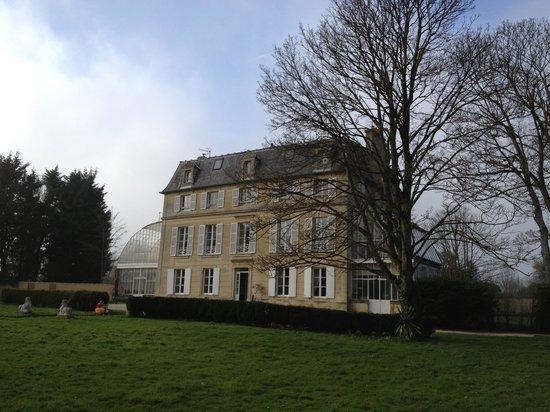 Chateau de Damigny: Facade