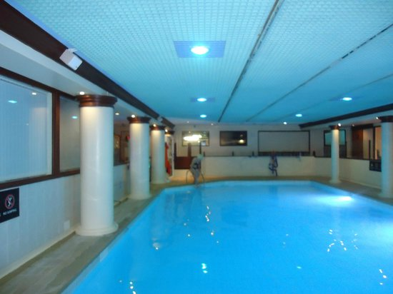 Grand Hotel Blackpool: Swimming pool