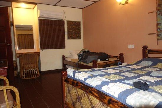Paya Beach Spa and Dive Resort: Standard Chalet Room