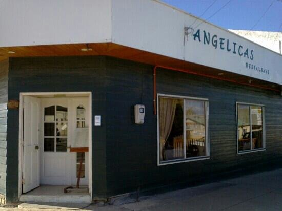 Angelica's: outside view