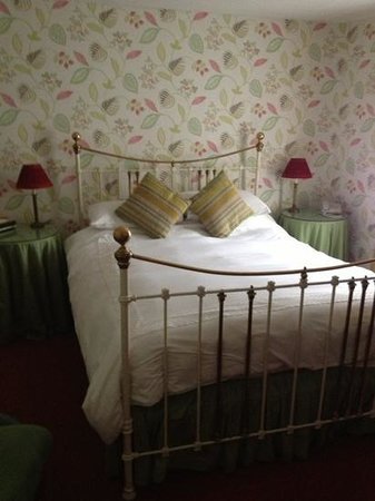 Bishopsgate House Hotel & Restaurant: our room
