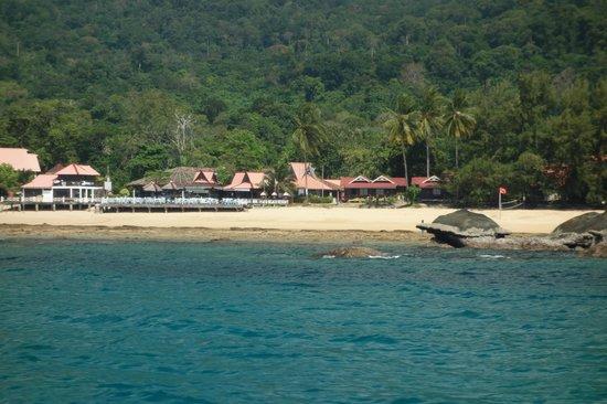 Paya Beach Spa and Dive Resort: Paya Beach Resort