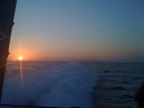 Approdo Resort: tramonto