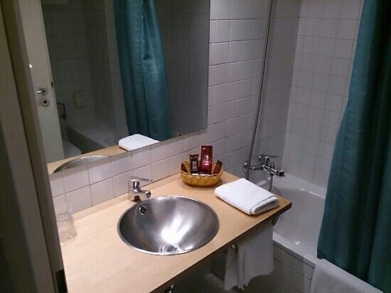 Eth Irun Hotel : Baño