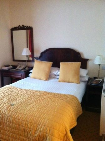 Granville Hotel : (Small!) double bed