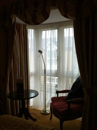 Granville Hotel: A double room