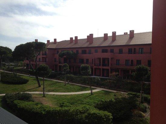 Sheraton Cascais Resort: Room balcony view