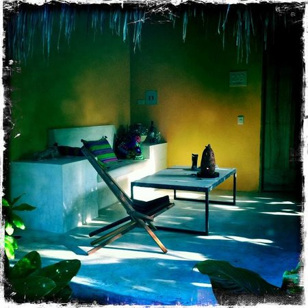 Piedra de Agua Palenque: .../
