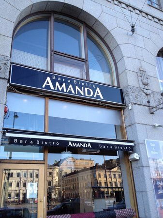 Bar & Bistro Amanda