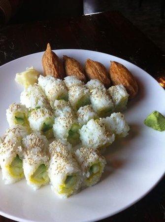 kobayashi sushi restaurant