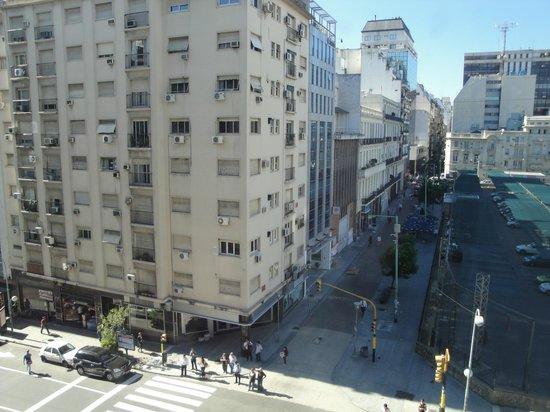 NH Collection Buenos Aires Lancaster: Vista