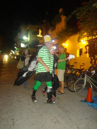 La Rana Cansada: funny team