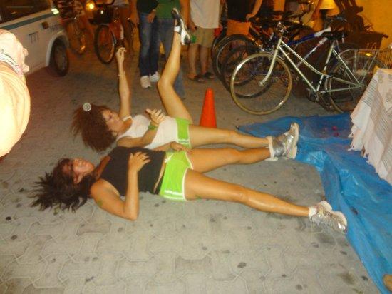 La Rana Cansada: la rana