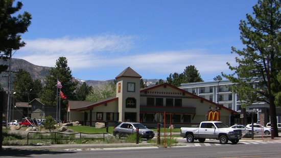 Mammoth lakes picture of sierra nevada resort spa - Hotel lodge sierra nevada ...