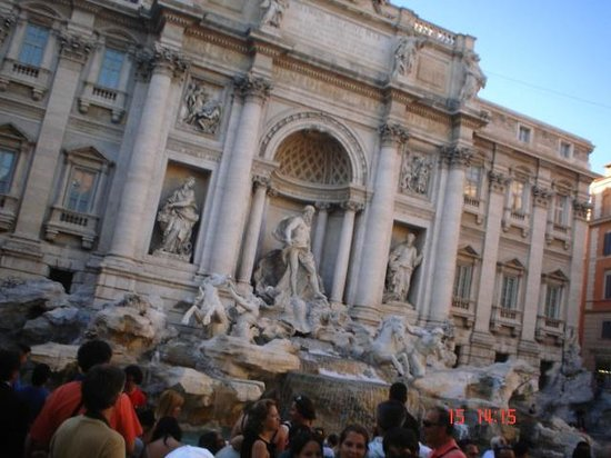 Rome As You Like It: Fontana de Trevi