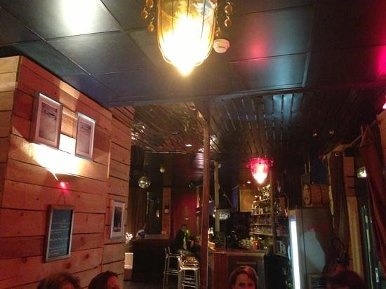 Hotel La Mandia: le bar