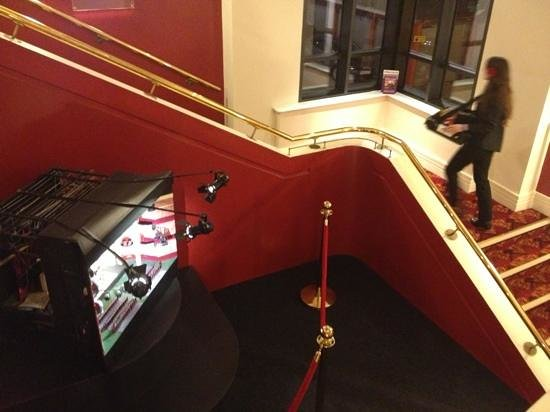 Crewe Lyceum Theatre: Staircase