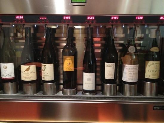 Grains Nobles et Plus : grand choix de vins au verre