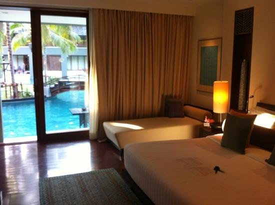 Mai Samui Resort & Spa: my room with pool access!!!
