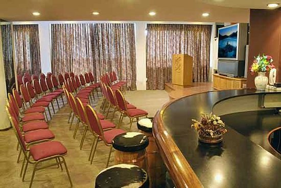 Hotel Cristal: sala de reuniones y eventos