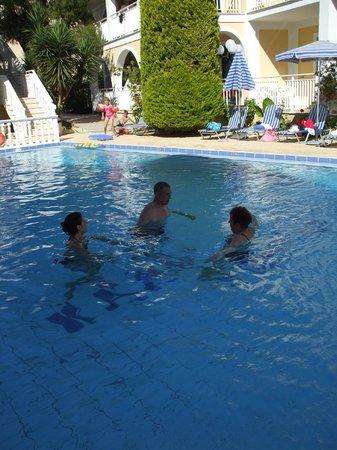 Danny's Hotel: Danny's/Kala Pigi pool