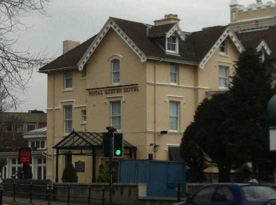 Royal Exeter Hotel : Royal Exeter