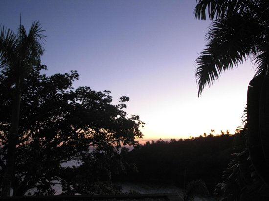 Luxury Bahia Principe Samana Don Pablo Collection: Sunset from our balcony... aaahhhh